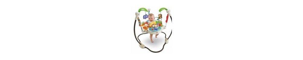 Saltadores y andadores para bebes